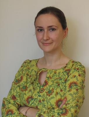 Corina Anamali, Office Assistant
